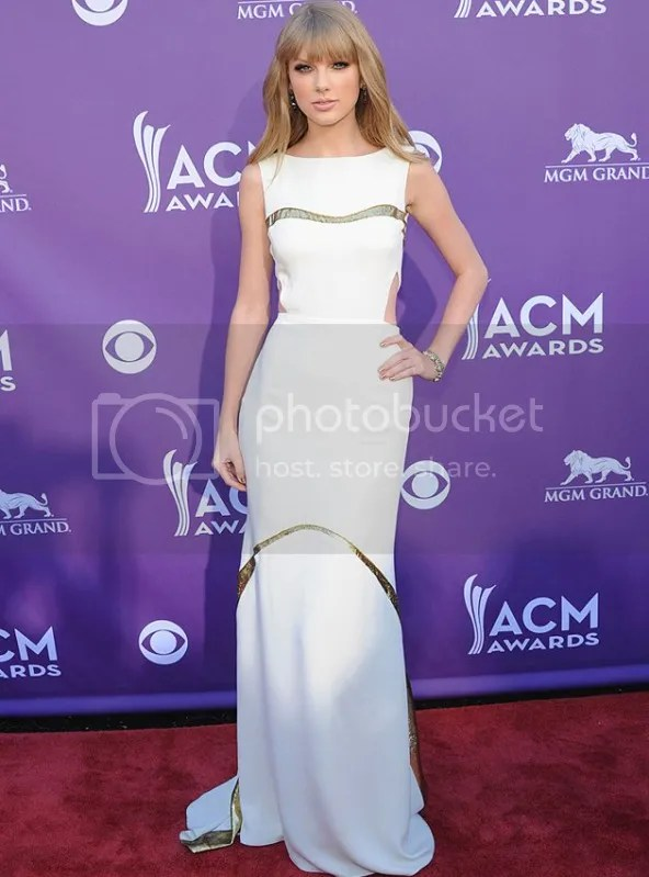 ACM TaylorSwift {Celebs} What They Wore to 2012 Academy of Country Music Awards