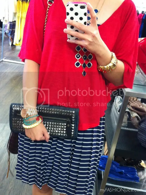 BCBGMaxazria Clutch Party1 {Weekly Wear} Carefree, Northpark Dallas and a Clutch Party