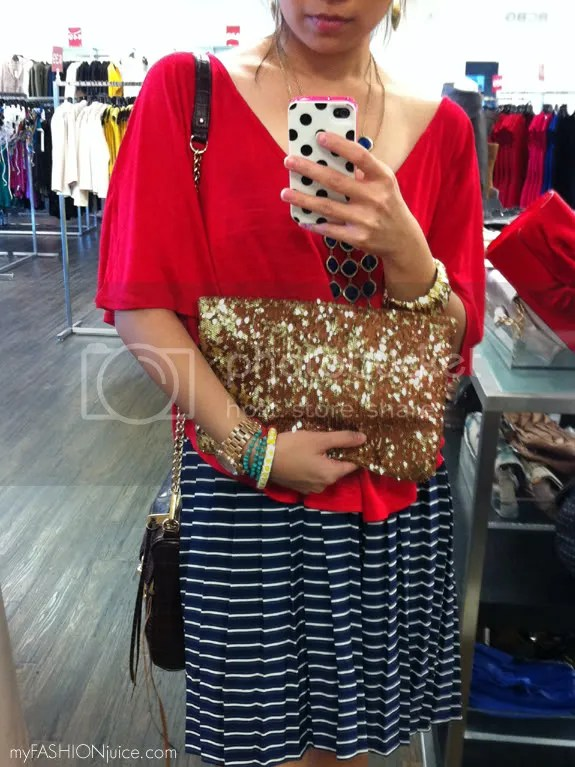 BCBGMaxazria Clutch Party4 {Weekly Wear} Carefree, Northpark Dallas and a Clutch Party
