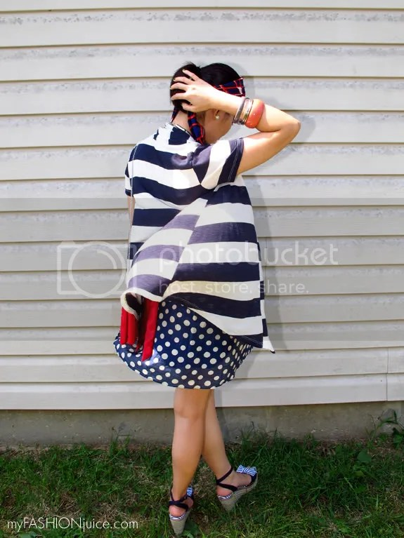RedWhiteBlueOutfit7 {Weekly Wear} Fourth of July Outfit: Red, White and Blue