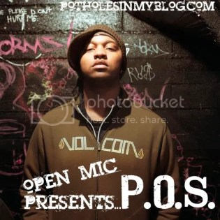 POS Open Mic Presents&#8230; P.O.S. (Interview Series Ep. 12)