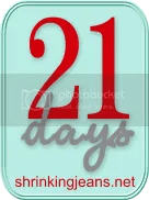 21 Days with the Sisterhood!