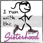 I run with the Sisterhood