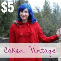 Caked Vintage donated $5