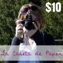 La Caseta de Paper donated $10