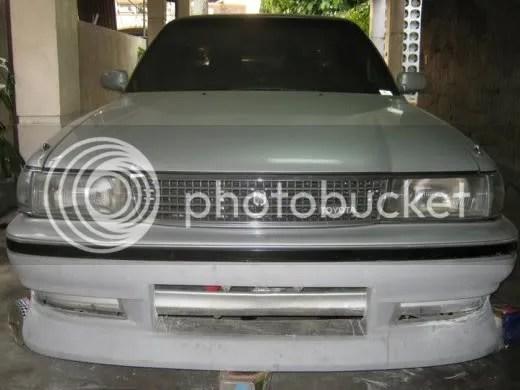 Rhett del Rosario's Cressida GX81 Project Drift Car by Toycool Garage (Part 2) 2