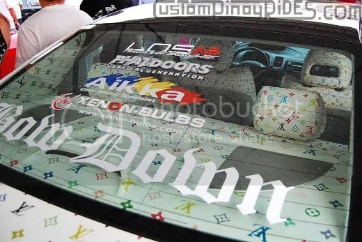 Louis Vuitton Honda Civic FD by LNS pic7