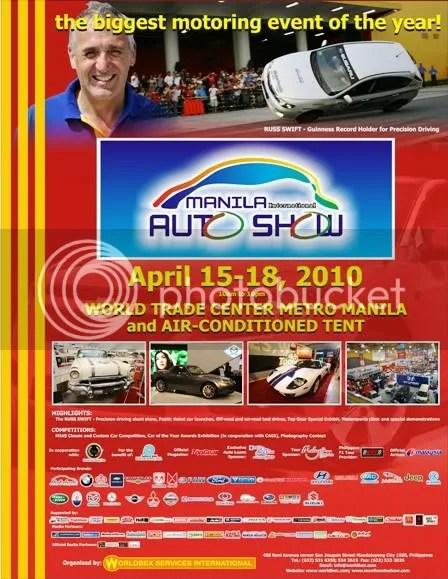 2010 Manila International Auto Show