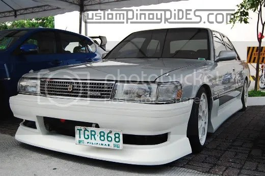 Rhett del Rosario's Cressida GX81 Project Drift Car by Toycool Garage (Part 3) pic10