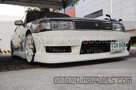 Rhett del Rosario's Cressida GX81 Project Drift Car by Toycool Garage (Part 3) pic12