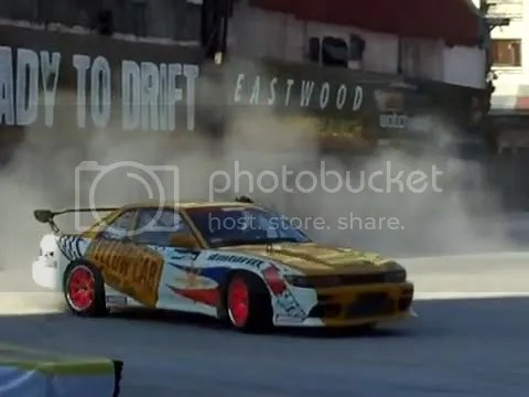 Team Yellowcab Nissan S13 Silvia 2010 Lateral Drift Championship Round 1