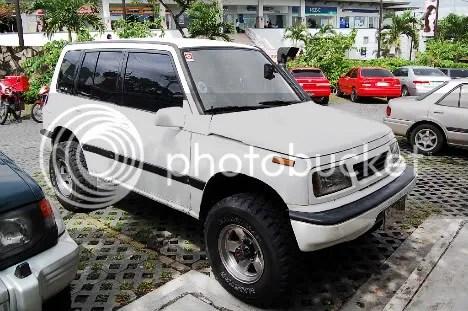 Vitoy's Suzuki Vitara
