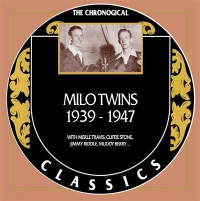 Milo Twins – 1939-1947 (2013)