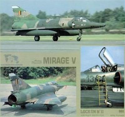 Avions Dassault Mirage V