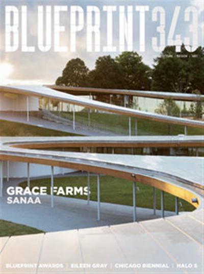 Blueprint – November / December 2015 ( Issue 343 )