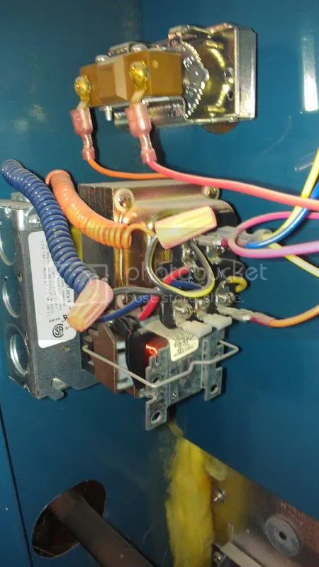 wiring gas boiler with taco zvc 404 control box - Page 2