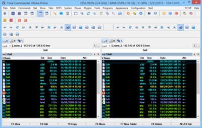 Total Commander Ultima Prime 6.9 - Download