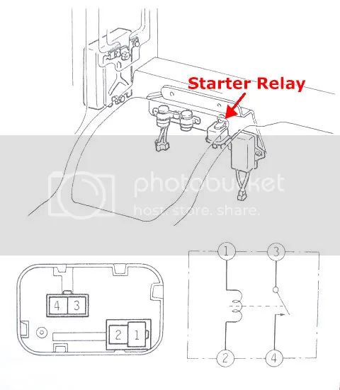 wiring diagram glow plug l300