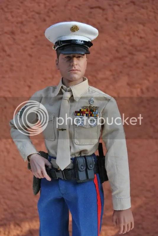 Modern War (1990s to Present) USMC Embassy Guard