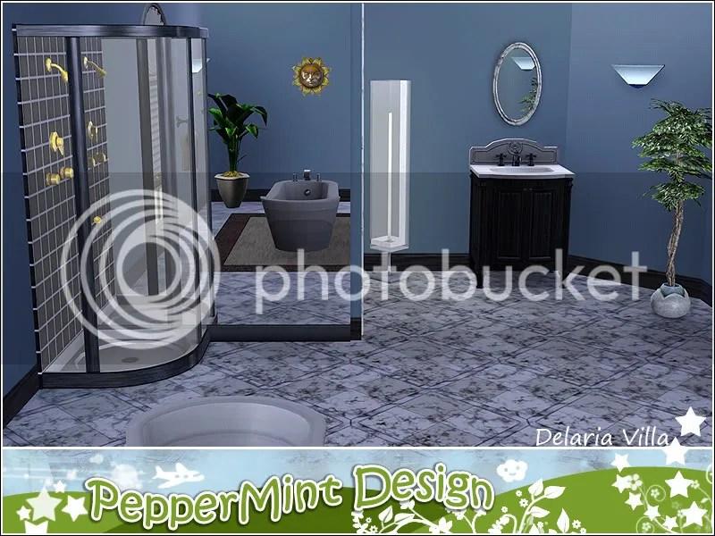 Delaria Villa By PepperMint Design   Das Große Sims 3 Forum Von