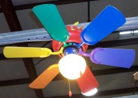 From zero fans to 22... | Vintage Ceiling Fans.Com Forums