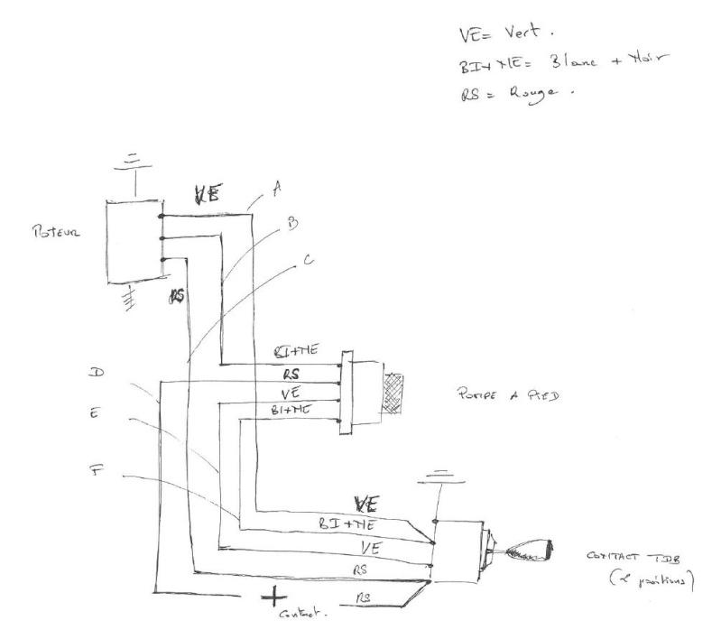alfa romeo schema moteur electrique pour
