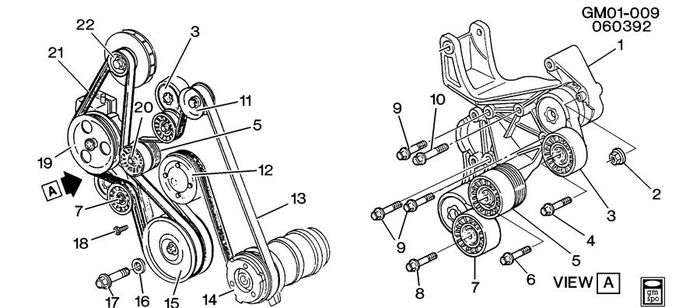 buick 3800 engine belt diagram buick free engine image for user