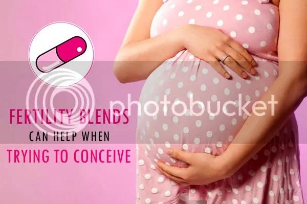 Fertility Blends Can Help When TTC