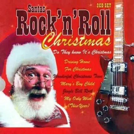 VA-Santas RockNRoll Christmas-2CD-FLAC-2007-NBFLAC Download