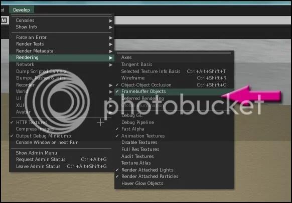SL 2.1 Shadow Controls
