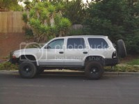 Roof Rack Question - Page 2 - Dakota Durango Forum