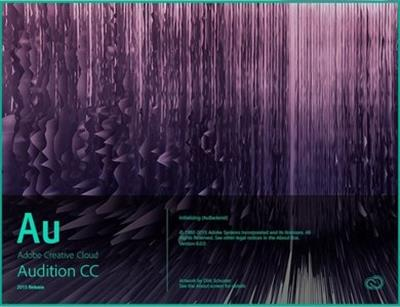 Adobe Audition CC 2015 8.1 Multilingual (Win/Mac) - Download