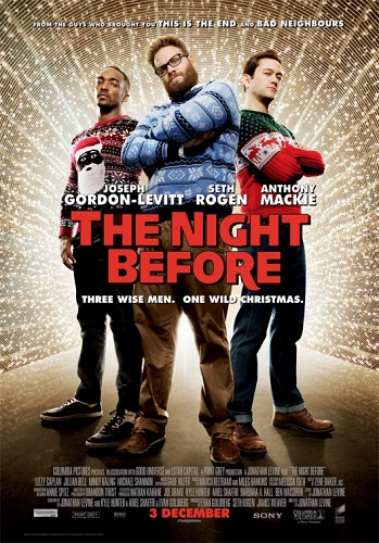 The Night Before 2015 1080p WEB DL DD5 1 H264 RBG