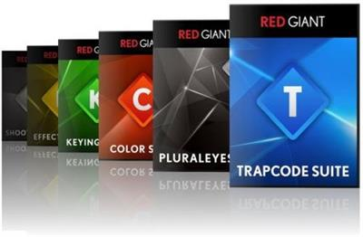 Red Giant Complete Suite 2016 for Adobe & FCP X (04.2016) MacOSX
