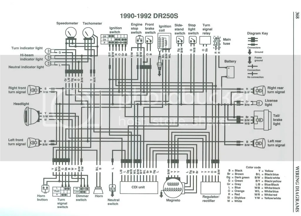 acerbis headlight wiring diagram