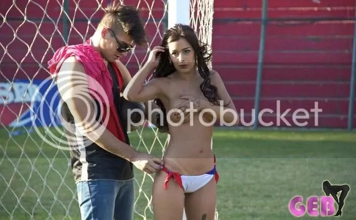 Fans Paraguy Larissa Riquelme Bugil Di Diario Popular - 704 x 435 jpeg 57kB