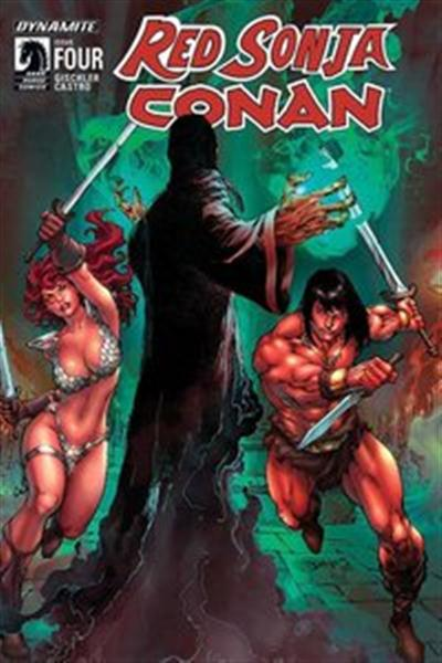 Red Sonja – Conan 004 (2015)