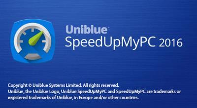 Uniblue SpeedUpMyPC 2016 6.0.13.0 Multilingual