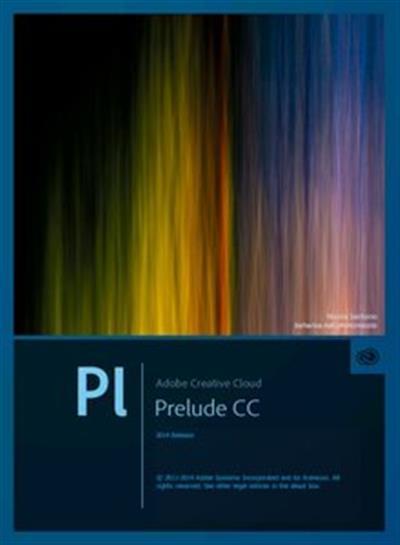Adobe Prelude CC 2015 4.1.0 - Download