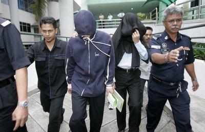 Pembunuhan Di Bukit Tinggi Kes Pembunuhan Altantuya Shaariibuu Wikipedia Bahasa Pada April 2009 Hakim Mahkamah Tinggi Shah Alam Datuk Zaki Md Yassin