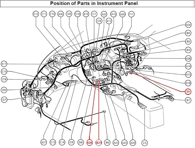 1991 lexus ls400 engine diagram