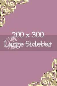 200 x 300 Sidebar Ad