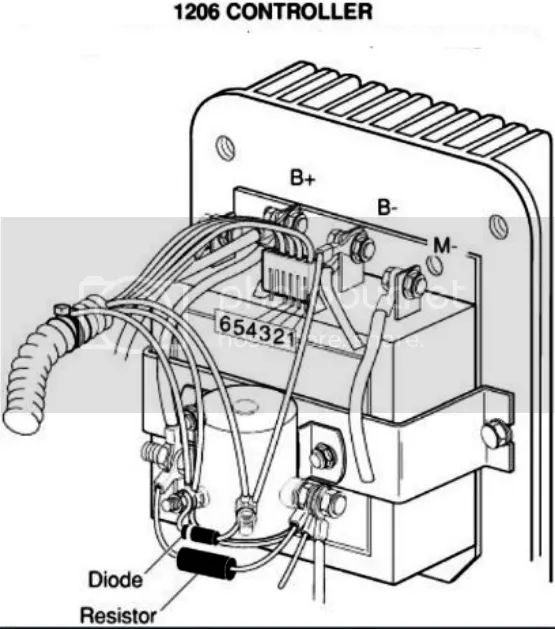 ezgo non dcs wiring diagram