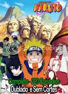 baixar Naruto Completo Dublado e Sem Cortes