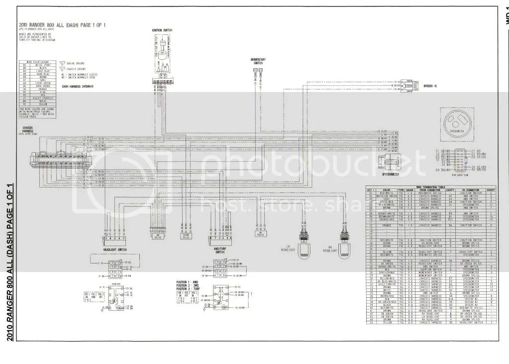 2009 rzr 170 wiring diagram