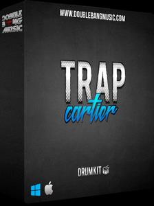 Double Bang Music Trap Cartier Drum Kit (WAV)