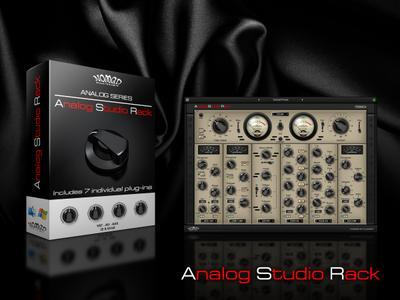 Nomad Factory Analog Studio Rack v1.0.3 WiN OSX