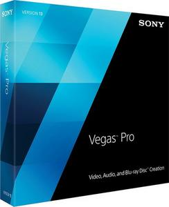 MAGIX Vegas Pro 13.0 Build.543 Multilingual