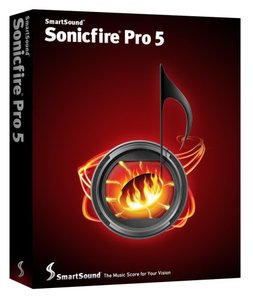 SmartSound SonicFire 6.0.2.with Plug-ins