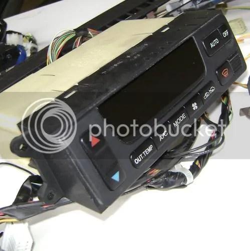 JDM BD5 auto digital climate control, wiring diagram? - Subaru